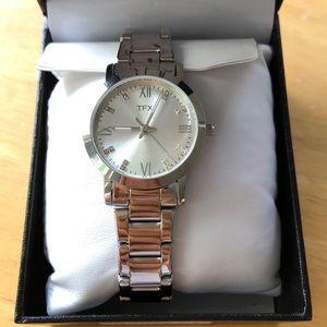 Brand new in box TFX by Bulova women's watch